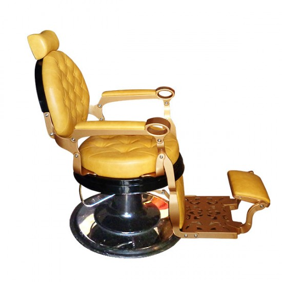 Луксозен и стилен бръснарски стол - BO51
