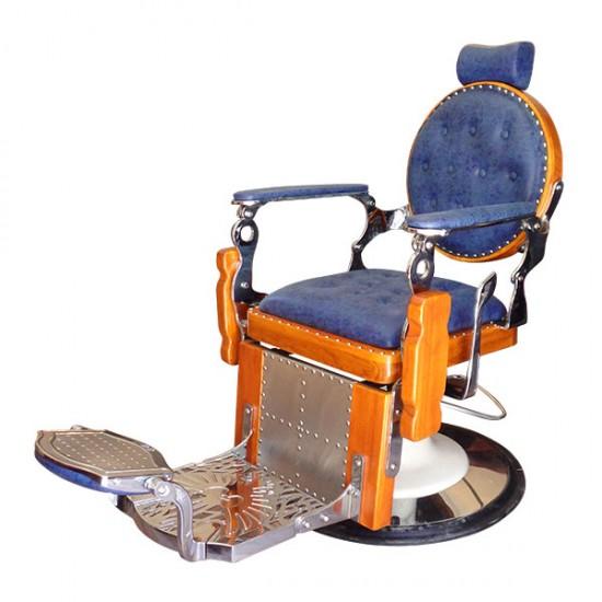 Професионален бръснарски стол с удобен и стилен дизайн BO52
