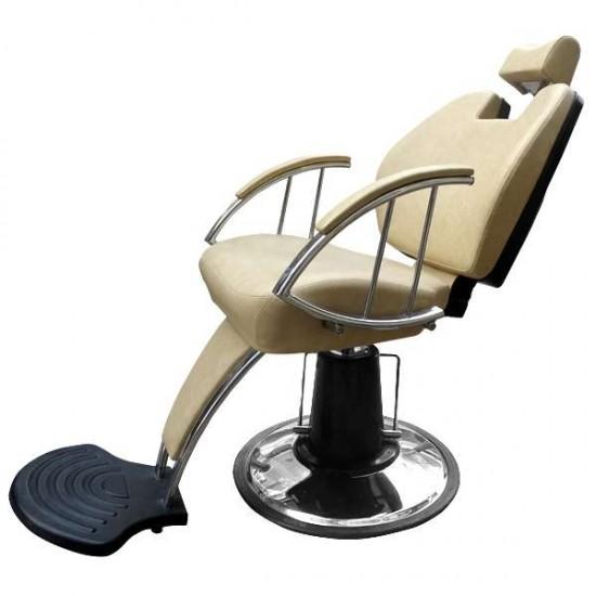 Бръснарски стол с маслен крик PL250AK