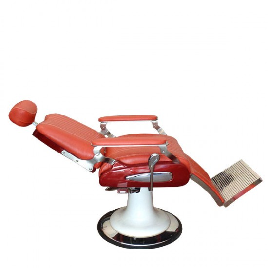 Стилен професионален бръснарски стол - SA27