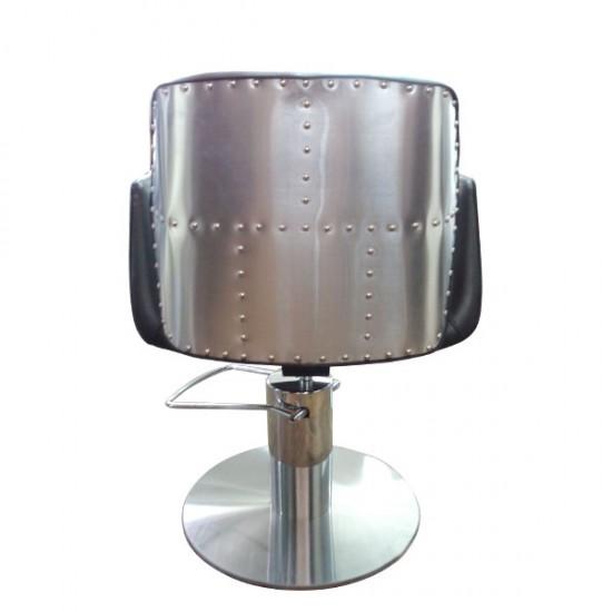 Фризьорски стол в черно модел НА29