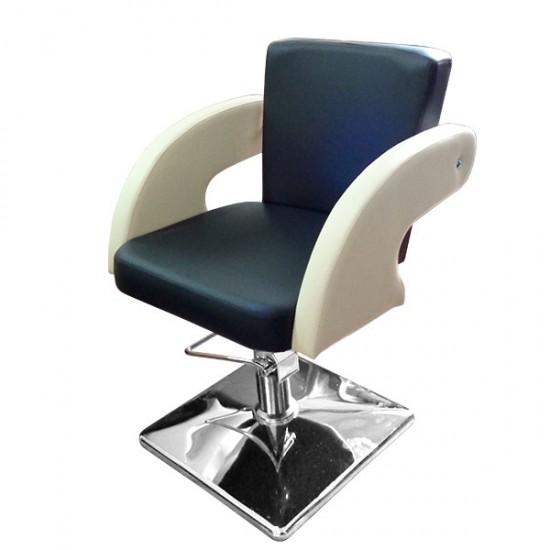 Фризьорски стол М1001 в два цвята