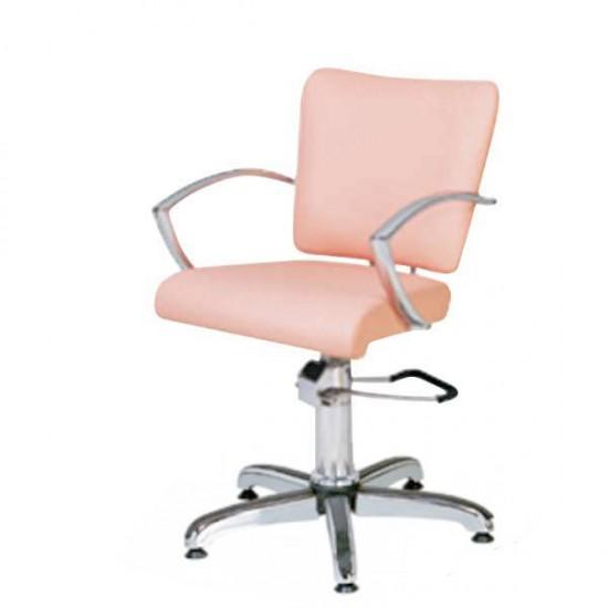 Стол за клиента в бледо розово 304-02