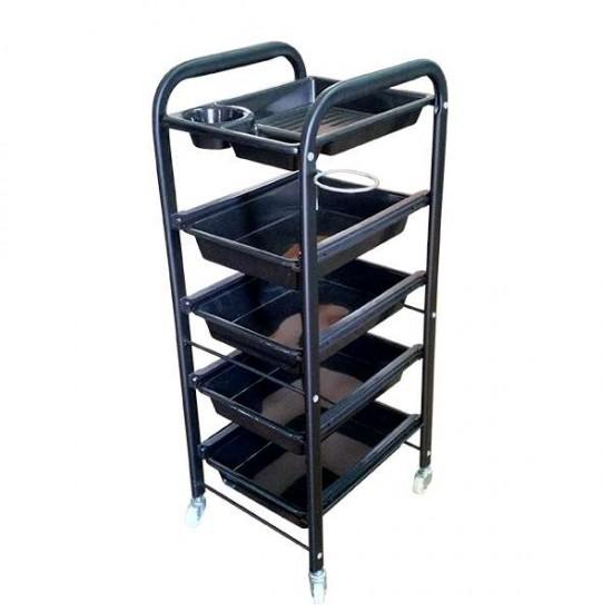 Работна количка за фризьорски салон 305