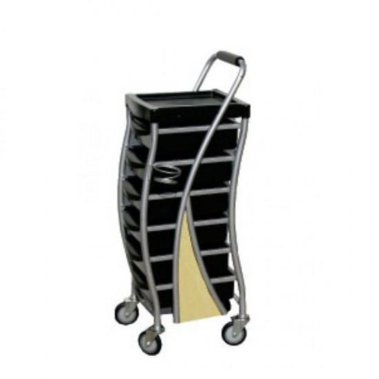 Фризьорска количка със спомагателна дръжка, Модел ST16