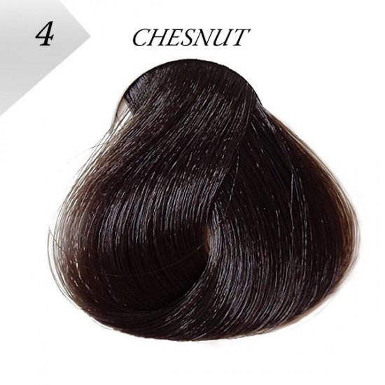 Боя за коса CHESTNUT LONDESSA №4