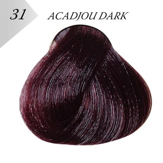Боя за коса ACAJOU DARK LONDESSA №31