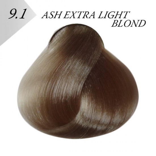 Боя за коса ASH EXTRA LIGHT BLOND LONDESSA №9.1