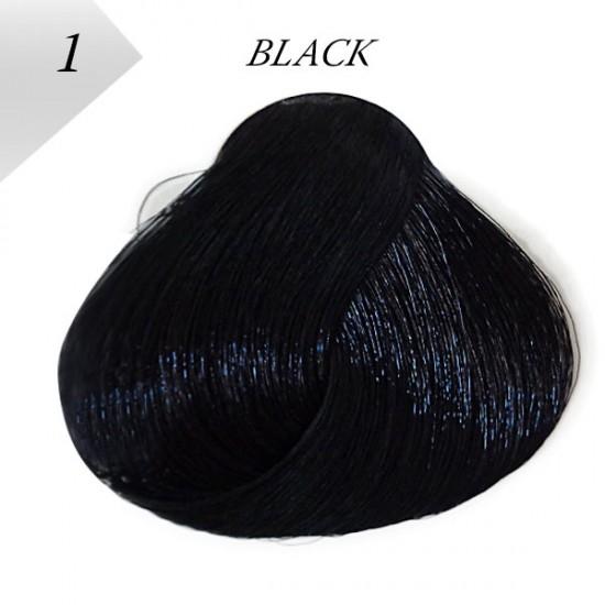 Боя за коса BLACK LONDESSA №1