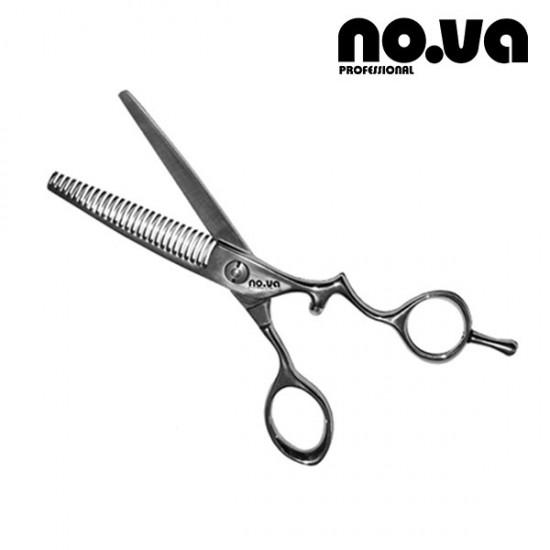 ФИЛАЖНА фризьорска ножица NO.VA professional XB6027