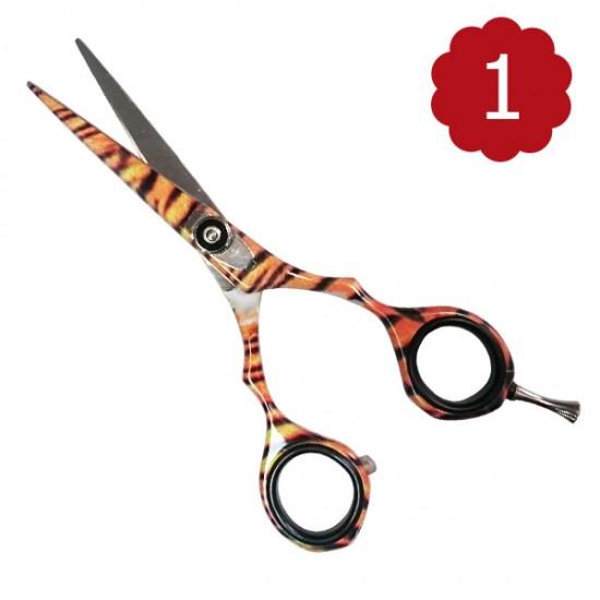Фризьорски ножици за професионалиста - видове