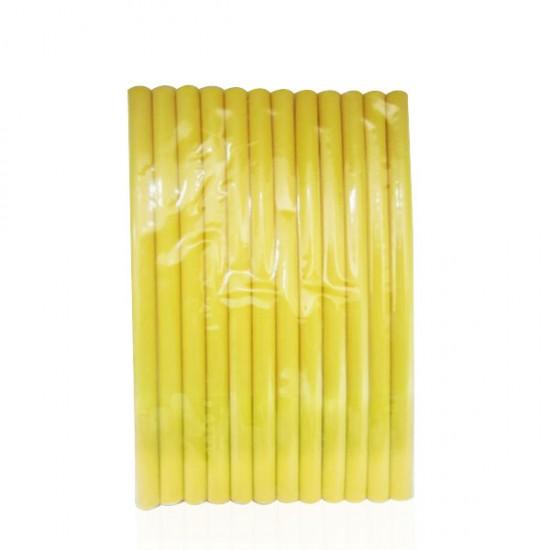 Ролки - маркучи №11, жълти