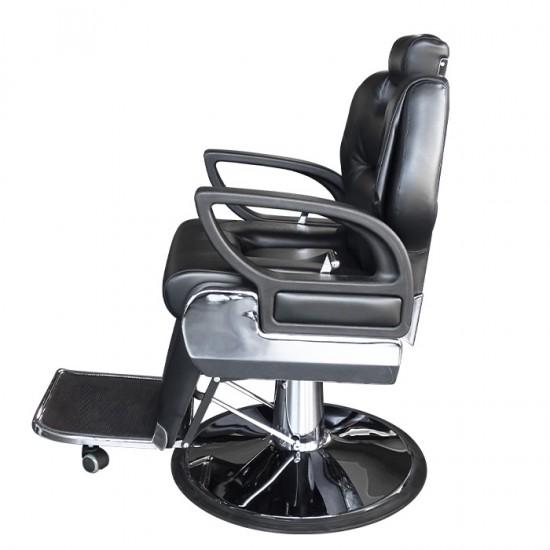 Луксозен бръснарски стол А12