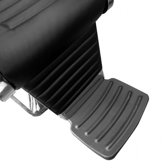 Професионален бръснарски стол с мек пълнеж N505