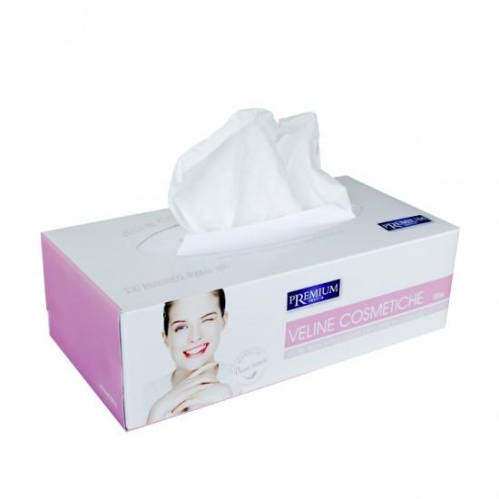 Кърпички за почистване на лице и тяло Premium Textile