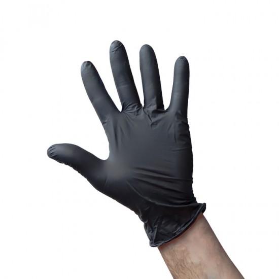 Еднократни предпазни ръкавици от нитрил Premium, 100 броя
