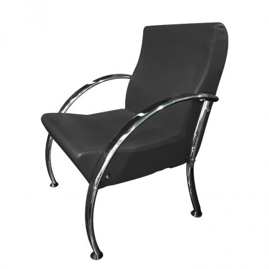 Удобен стол тип чакалня за фризьорски салон модел 388