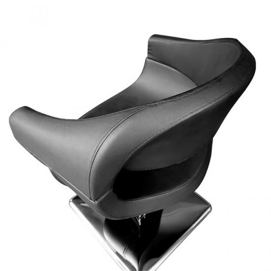 Фризьорски стол 054 - черен