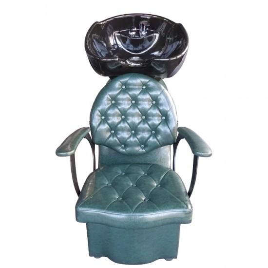 Професионална измивна колона за фризьорски салон модел B057