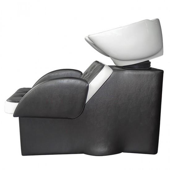 Измивна колона M24 - Черно-бял цвят
