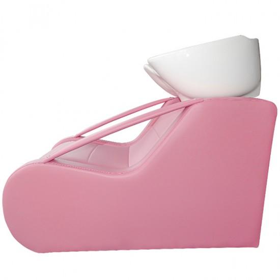 Измивна колона M708 - Розов цвят