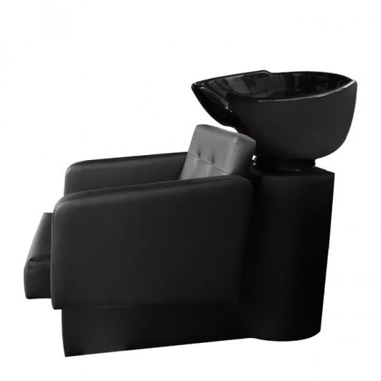 Практичен сет измивна колона плюс фризьорски стол модел NRP620