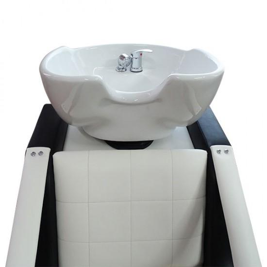 Измивна колона с керамична мивка М400-e