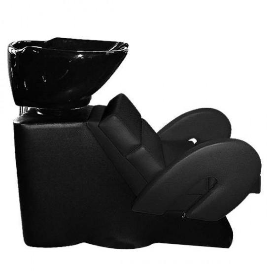 Стилна измивна колона FO22, Черен