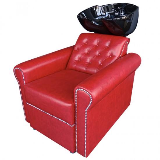Измивна колона тип кресло M315, Червена