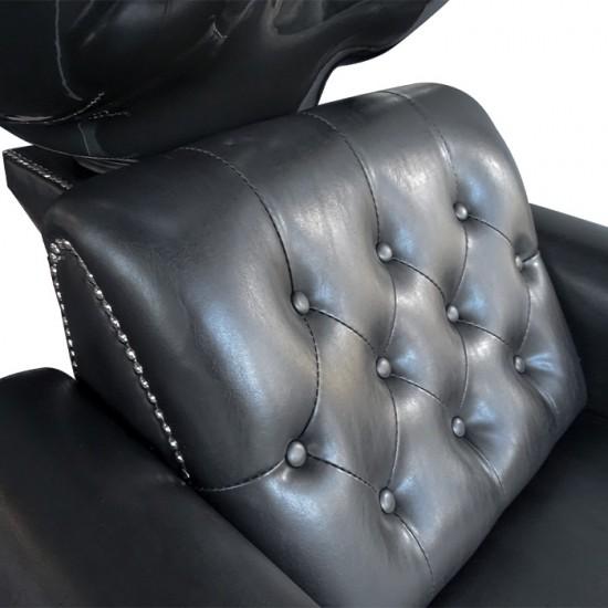 Измивна колона тип кресло M315, Черна