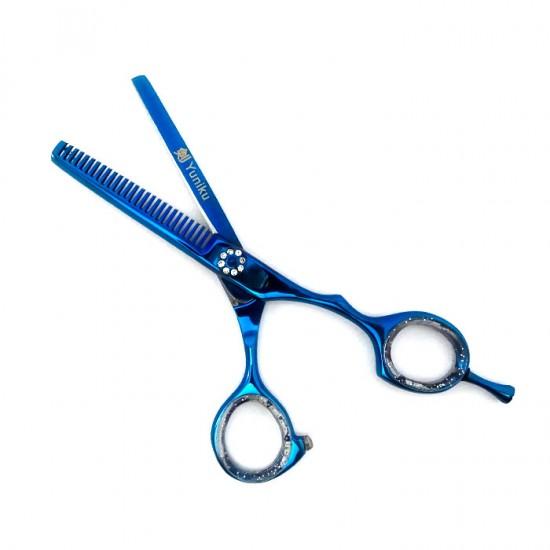 Фризьорски ножици за подстригване и филиране Yuniku модел DS3