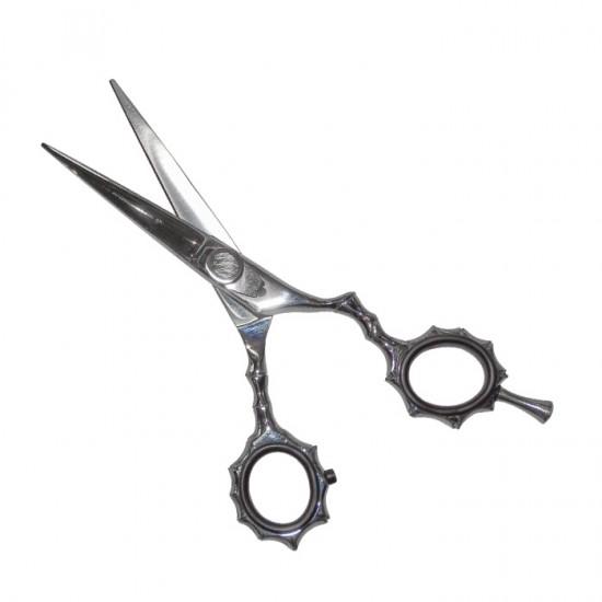 Удобна фризьорска ножица от немска неръждаема стомана N7