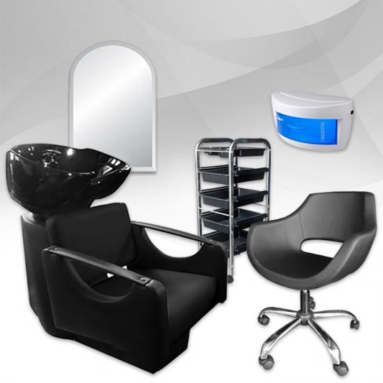 Цялостен пакет фризьорско оборудване EXTRA