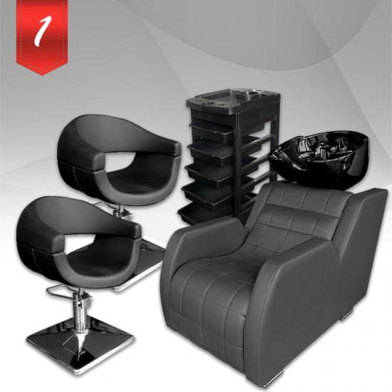 Комплект фризьорско оборудване LeonaR