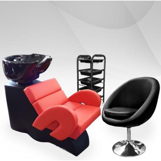Пакет за фризьорски салон LUXE