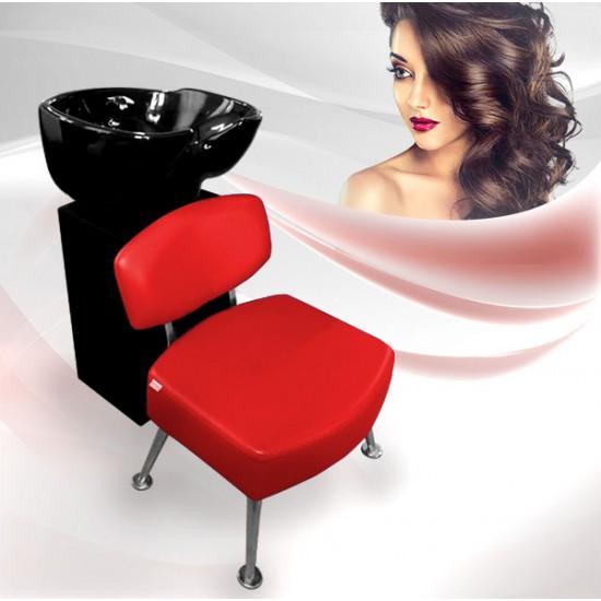 Сет с фризьорско оборудване RED