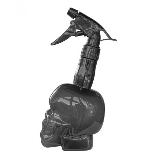 Флакон с пулверизатор с атрактивна форма Grey Skull, 500 мл.